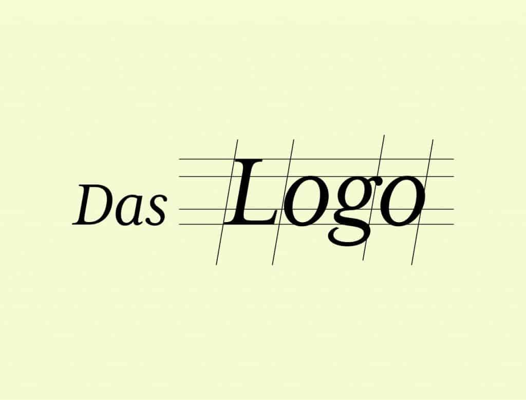 Das Logo als kleinste Designeinheit